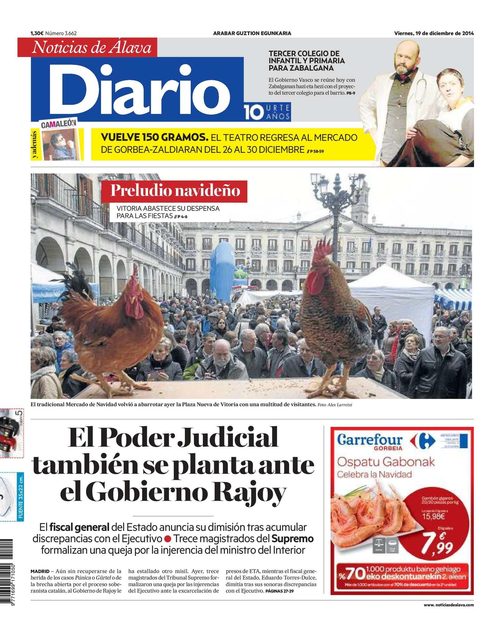 Calaméo Diario de Noticias de Álava 20141219