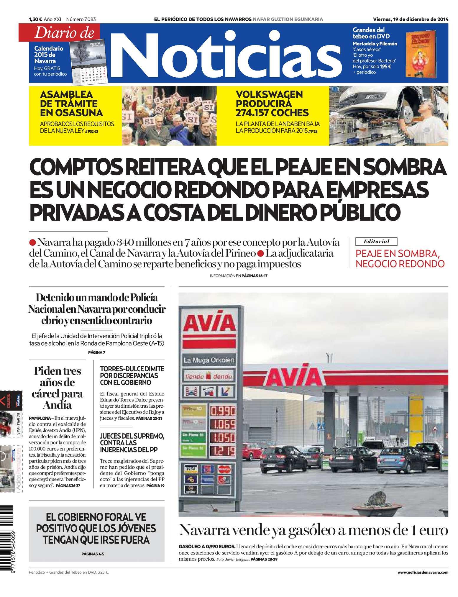 5cdbaa773e4b Calaméo - Diario de Noticias 20141219