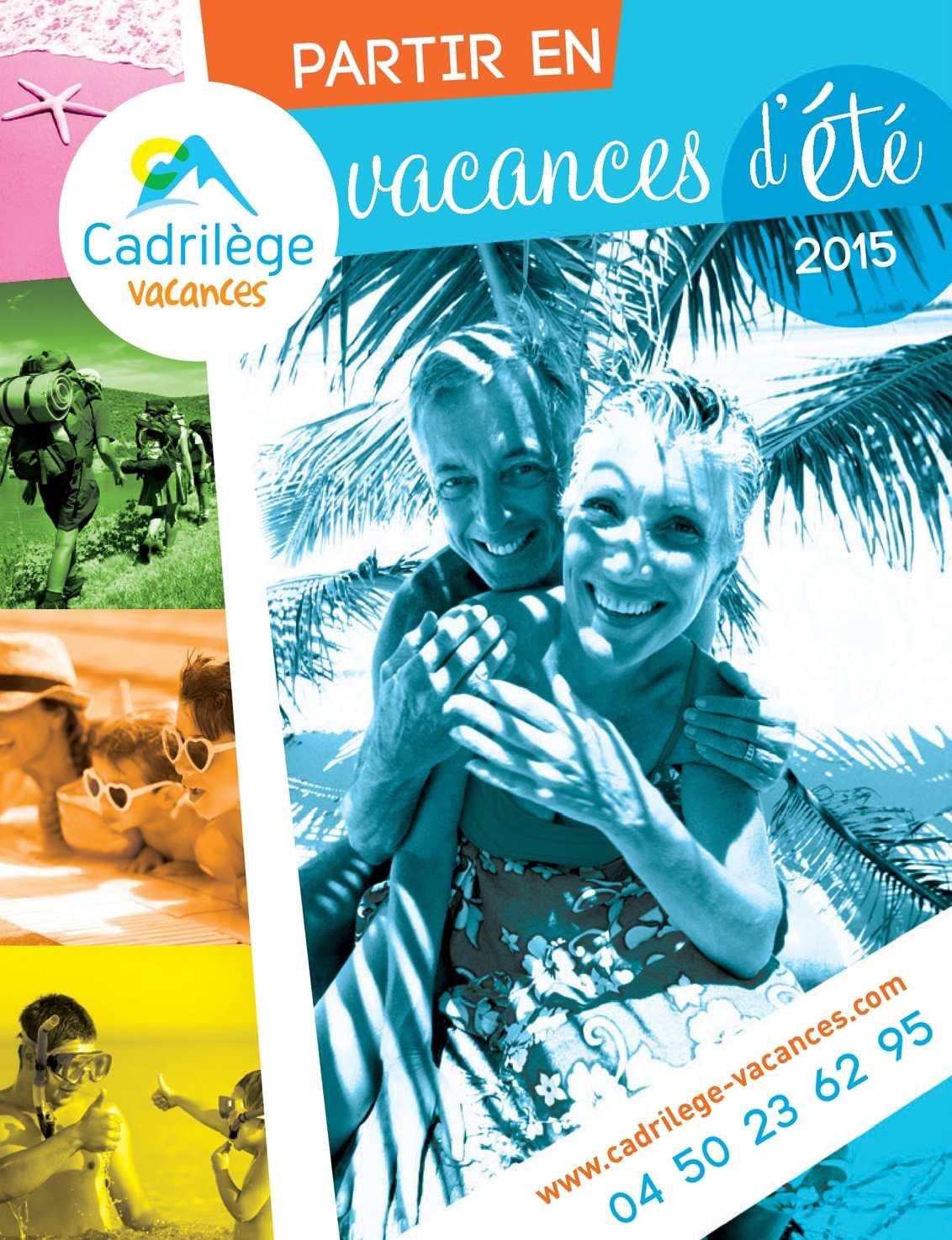 Calaméo   Feuilletez notre catalogue vacances 40