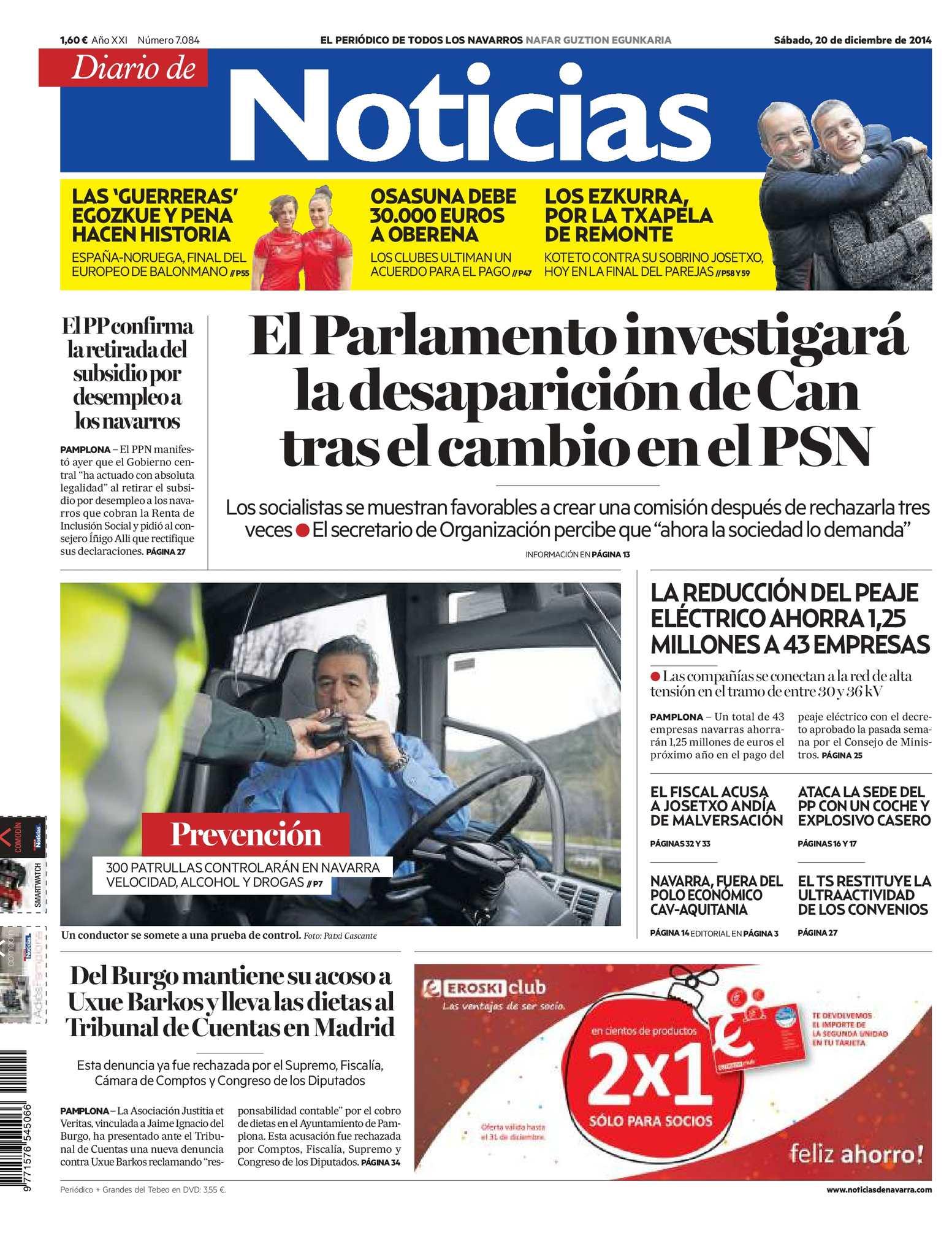 7e2b37630165 Calaméo - Diario de Noticias 20141220