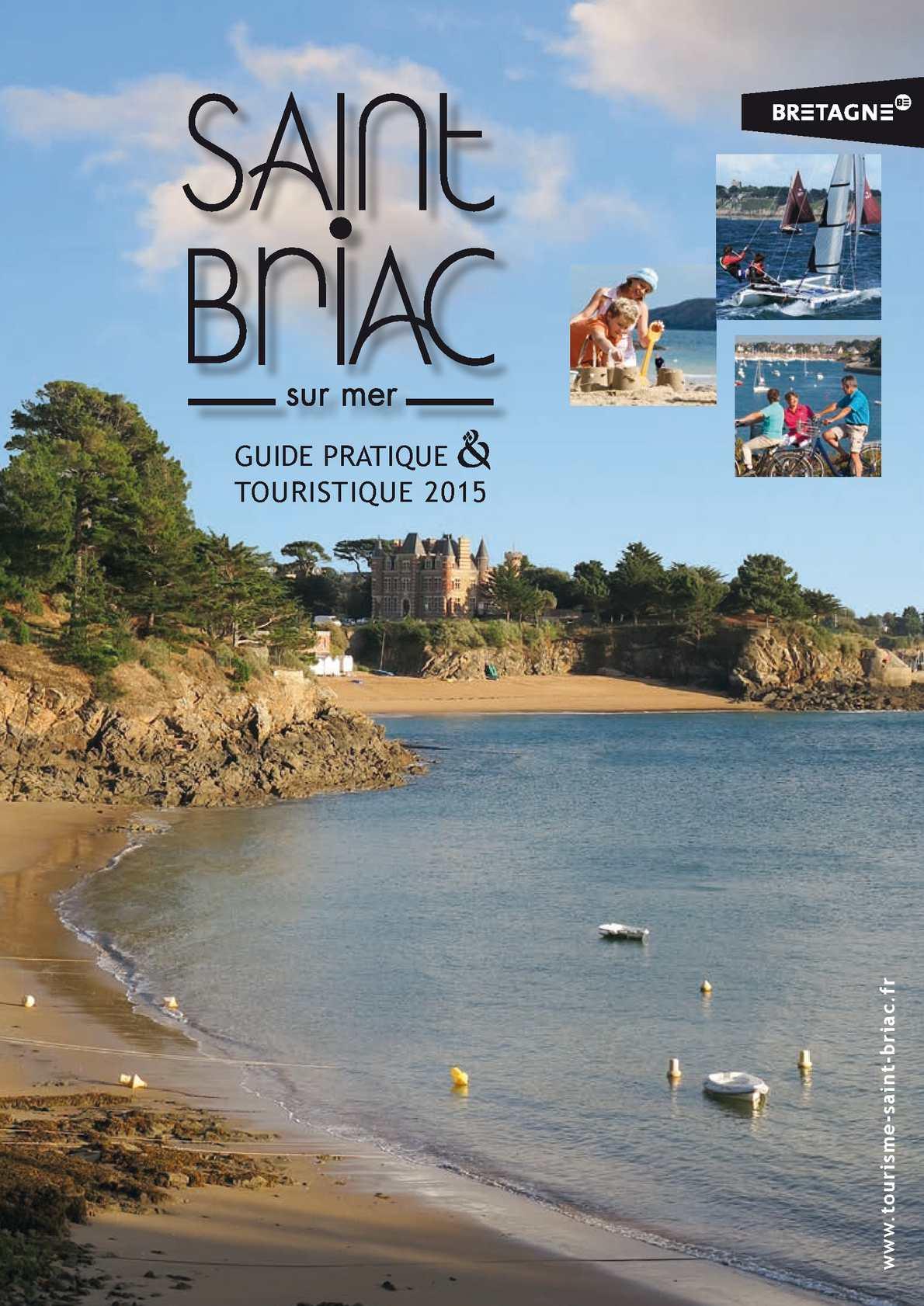Calameo St Briac Sur Mer 2015