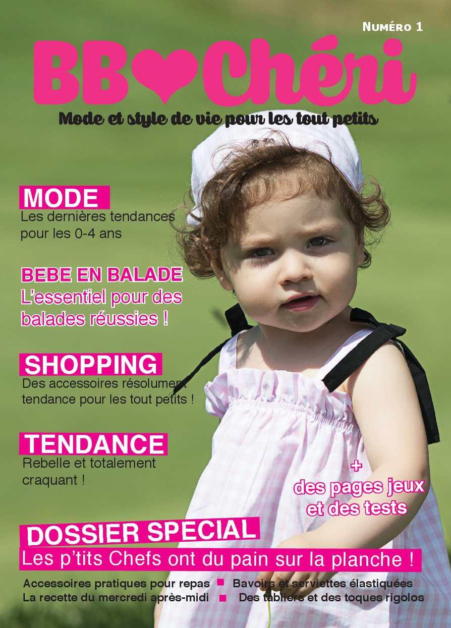 BB/&co Baby Trousse Petite Coquine Denim//Liberty//Rose