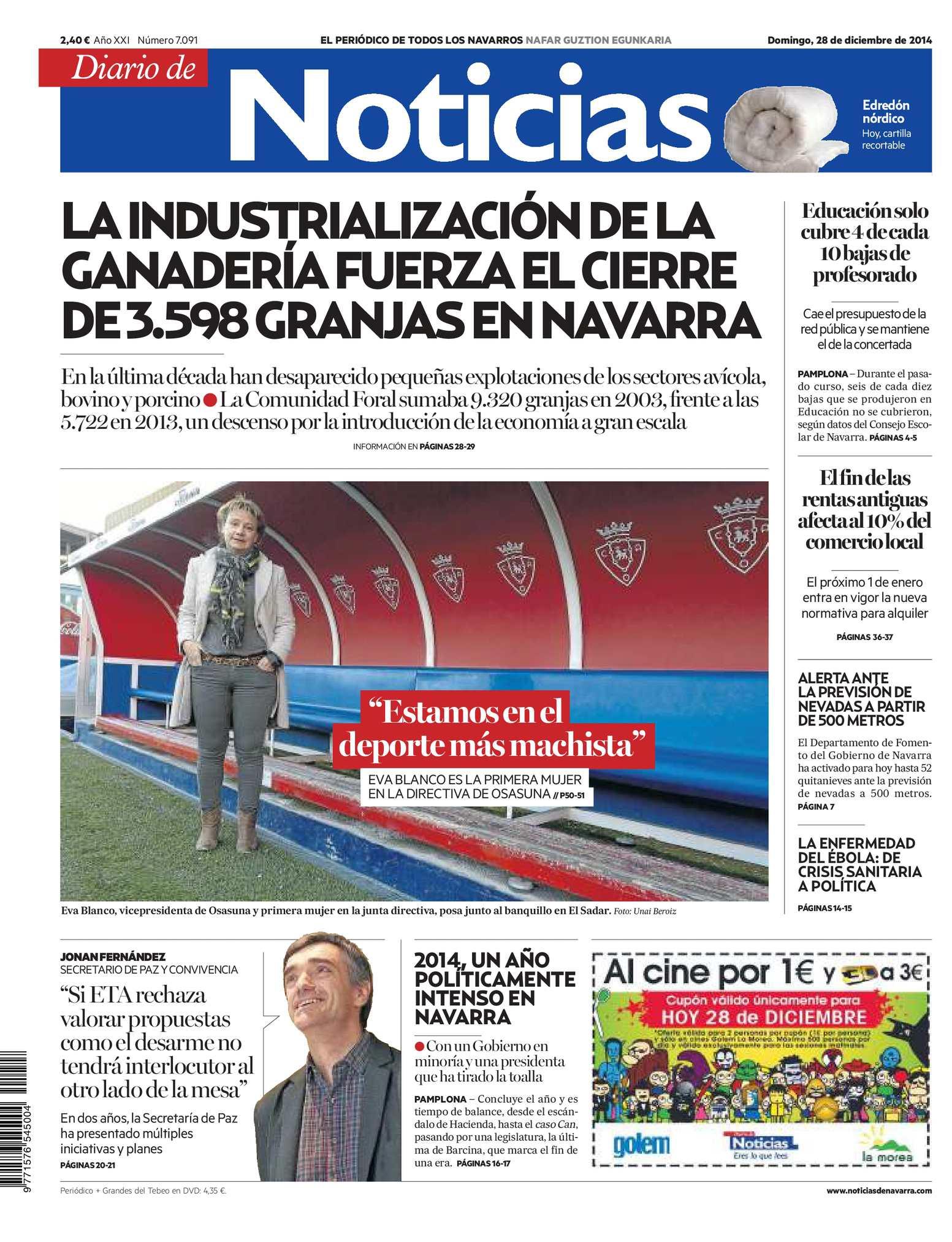 Calaméo - Diario de Noticias 20141228 a928ebad24352