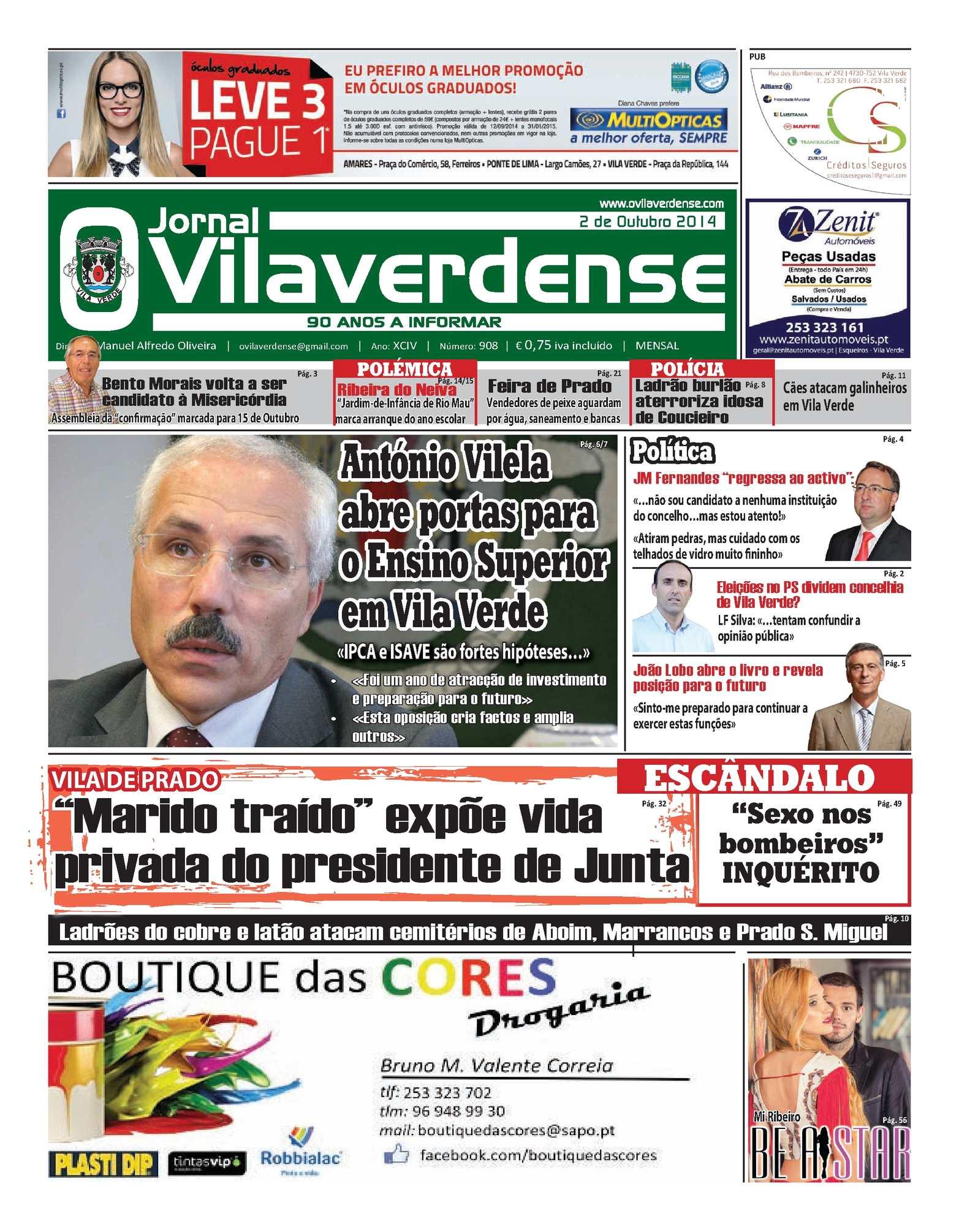 Calaméo - O VILAVERDENSE OUTUBRO 2014 59a26b6cbd