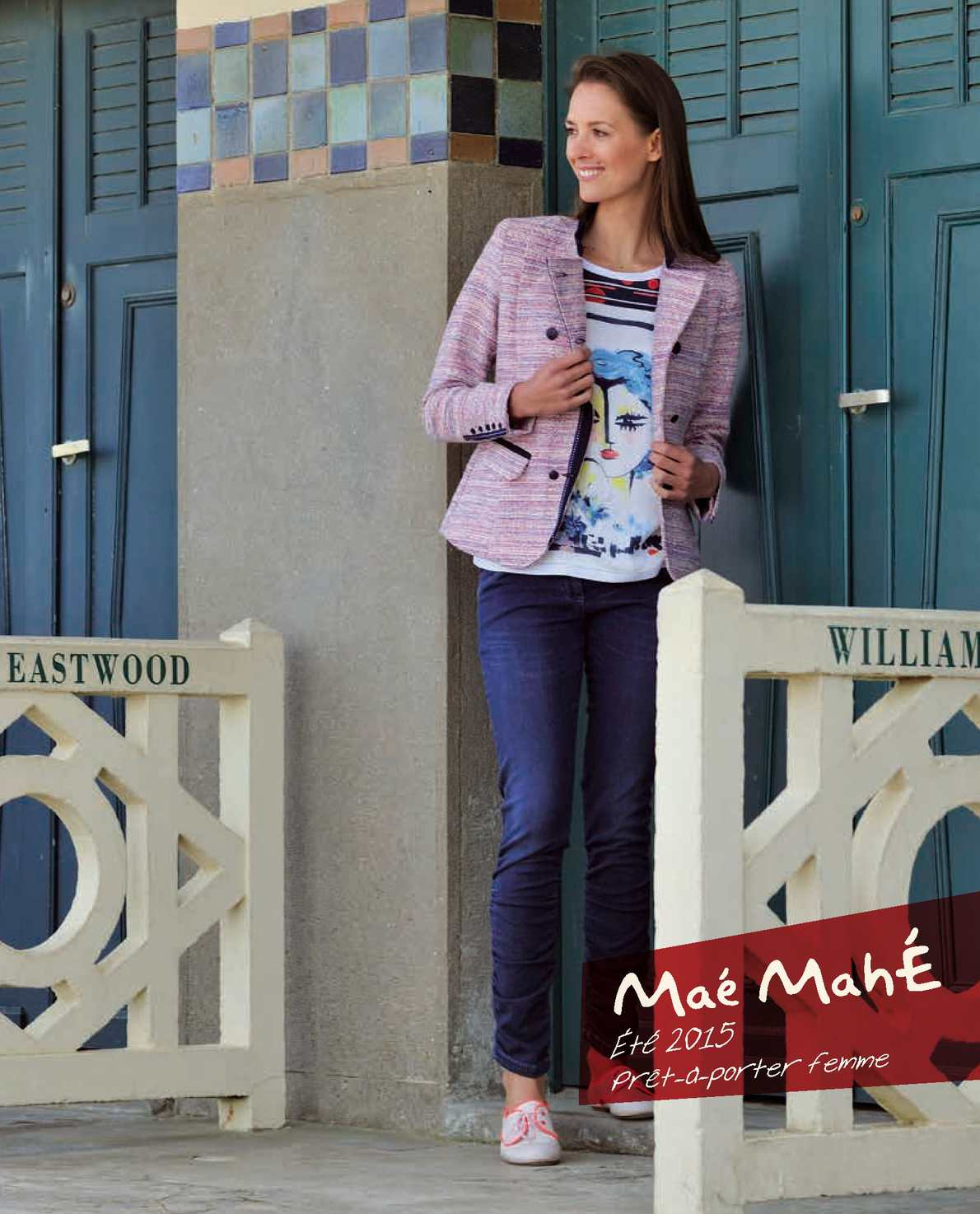 Maé Mahé - Catalogue Printemps Eté 2014