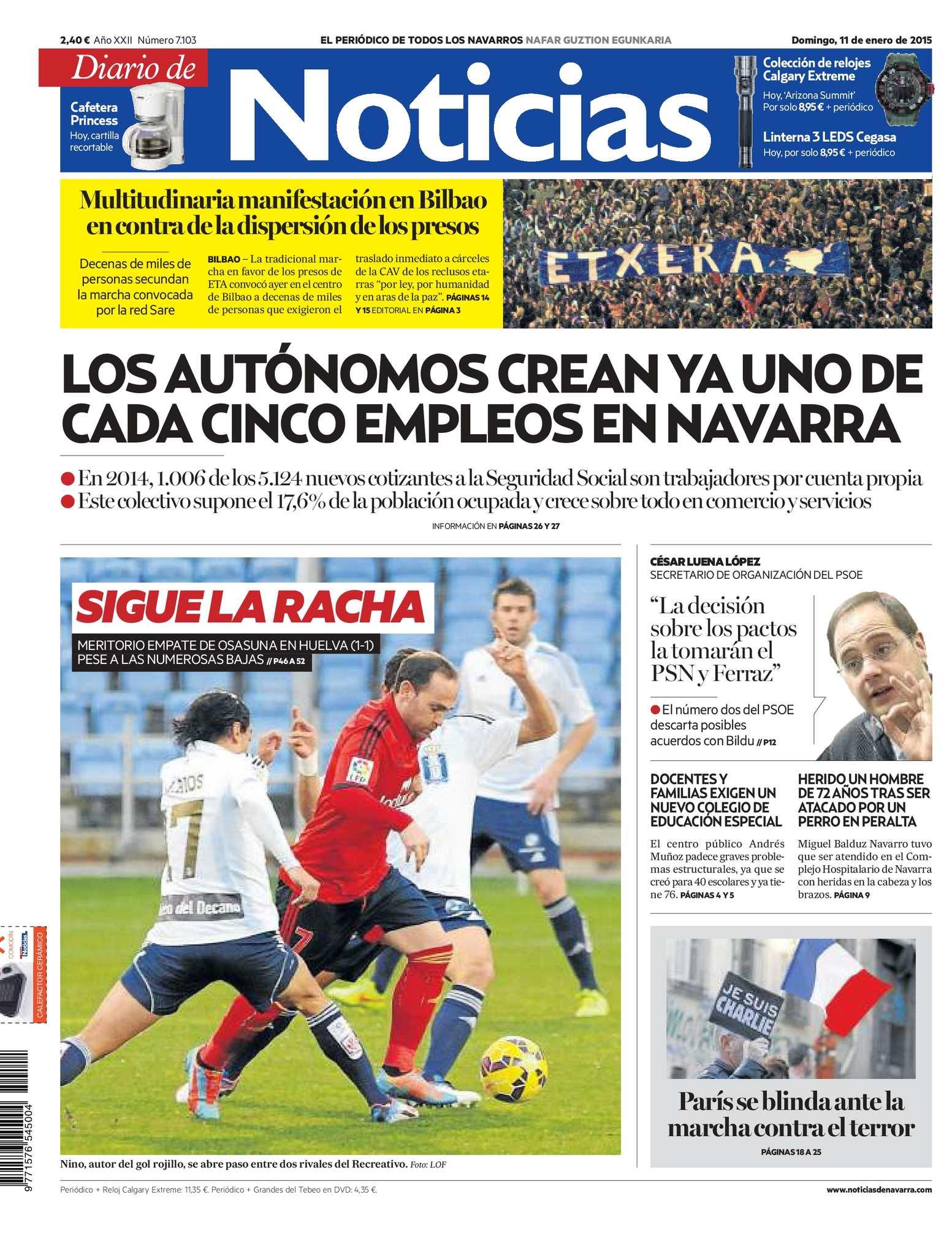 3f3a64429 Calaméo - Diario de Noticias 20150111