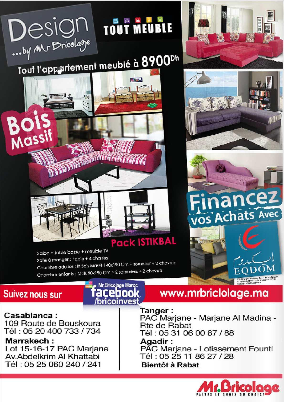 Mr Bricolage Maroc 2015 Calameo Downloader