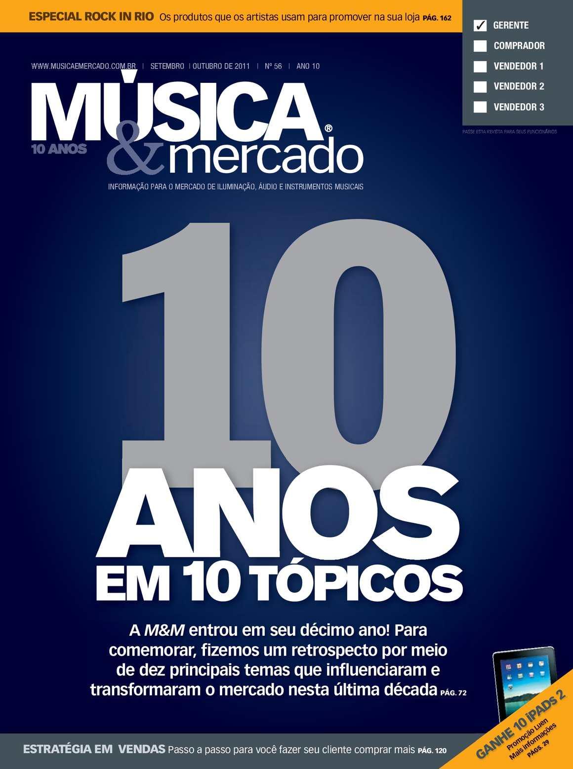 96fd3424a Calaméo -  56 SETEMBRO OUTUBRO 2011 - Música   Mercado em Português