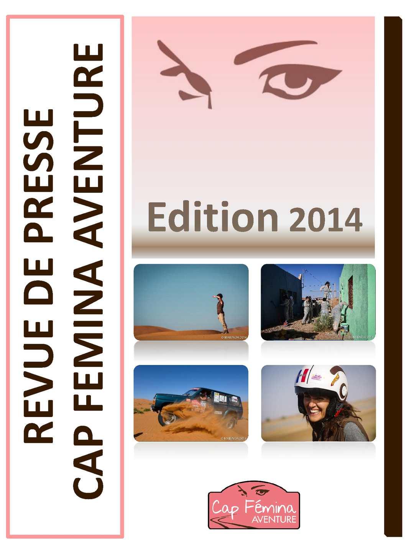 68351c513c0 Calaméo - Revue De Presse 2014