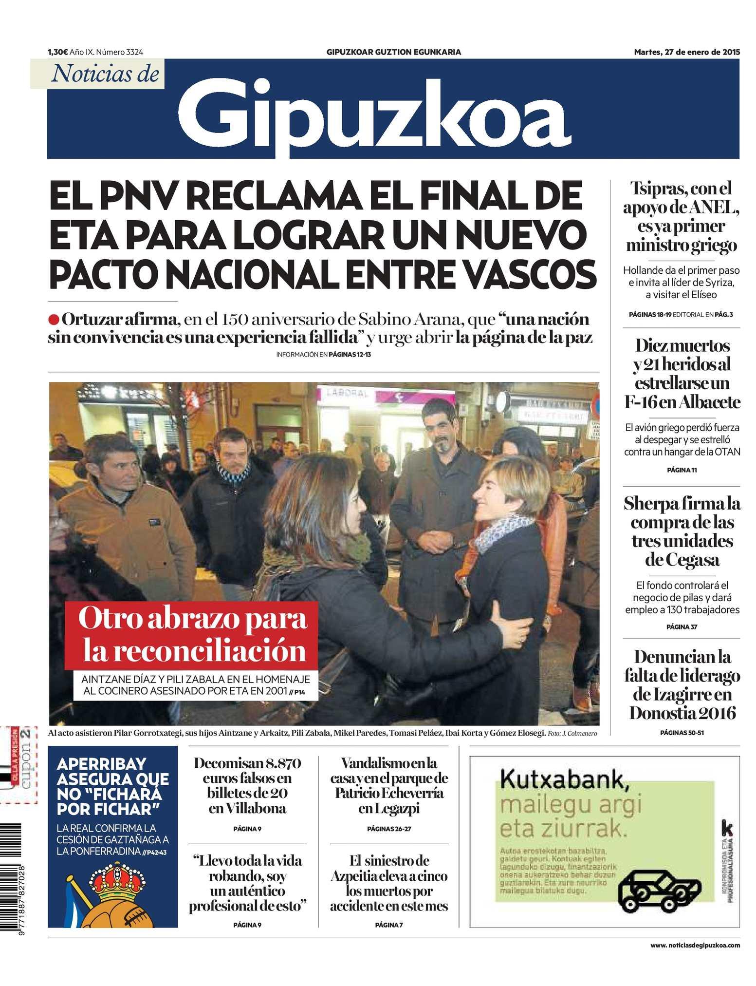 Calaméo - Noticias de Gipuzkoa 20150127 d0dd060d758