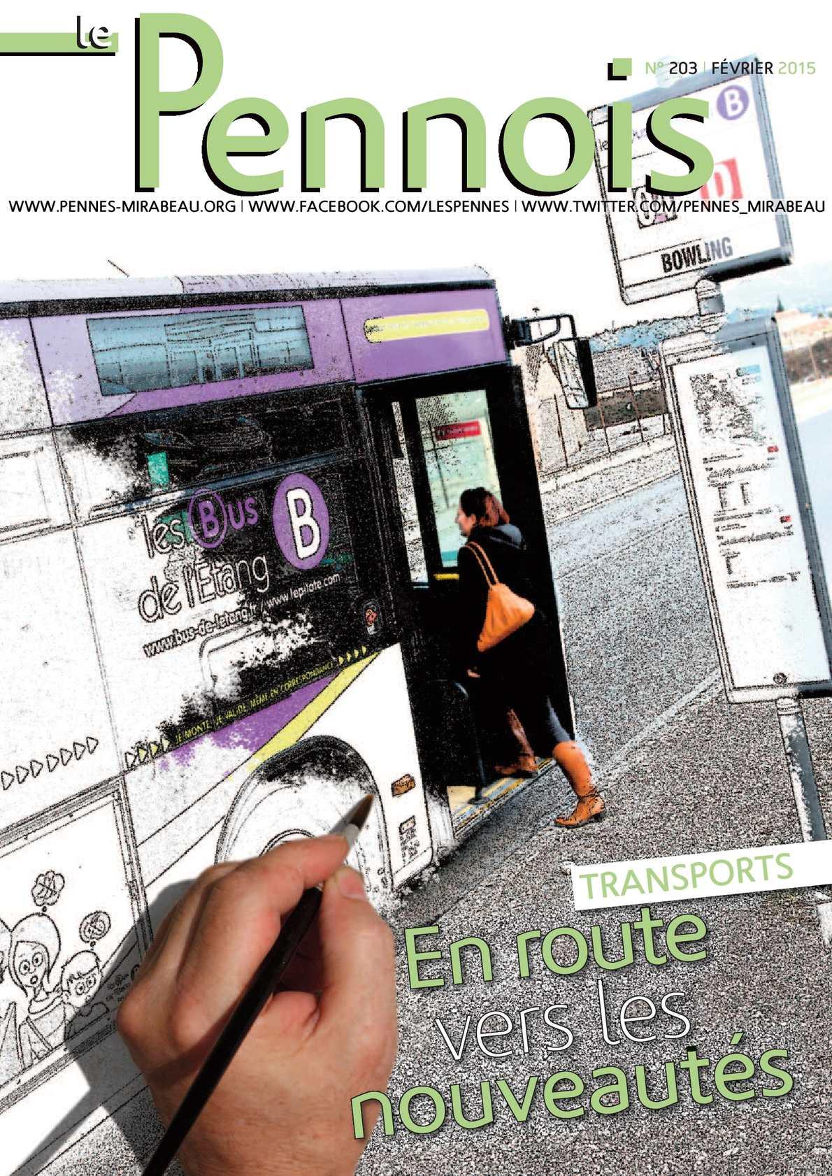 Calam o le pennois f vrier 2015 - Piscine municipale les pennes mirabeau ...