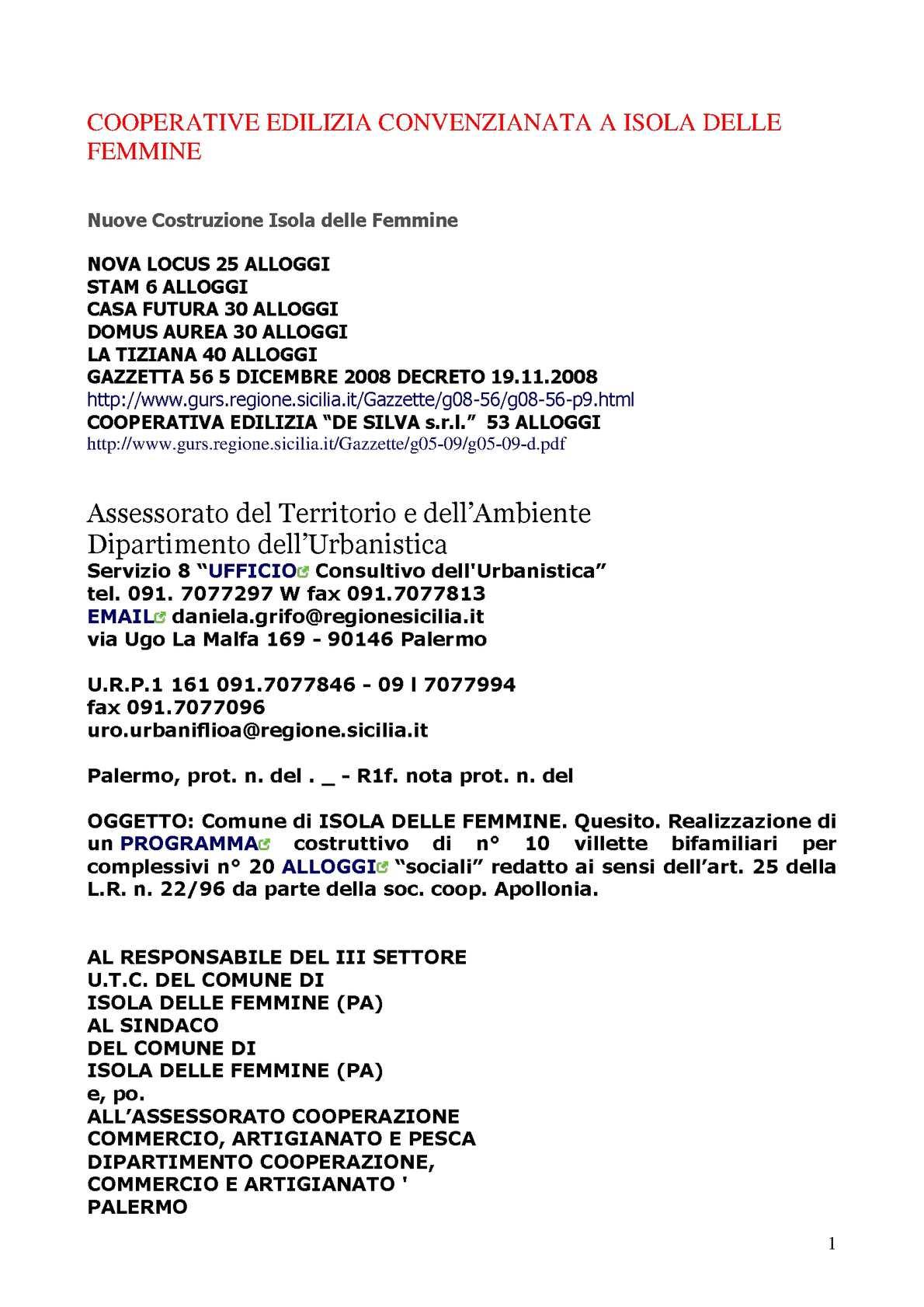 Nova Domus Palermo Italian Modern Faux Concrete Grey: COOPERATIVE EDILIZIA CONVENZIONATA A ISOLA DELLE