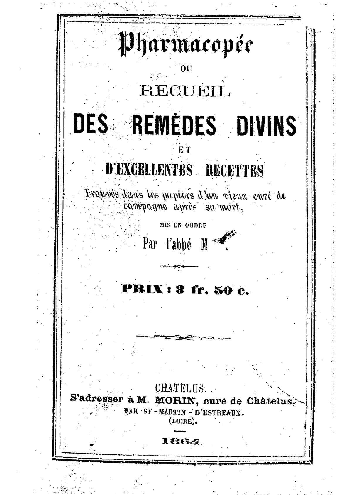 Calaméo - Recettes Et Remèdes Divins - 1864 f90abafc4256
