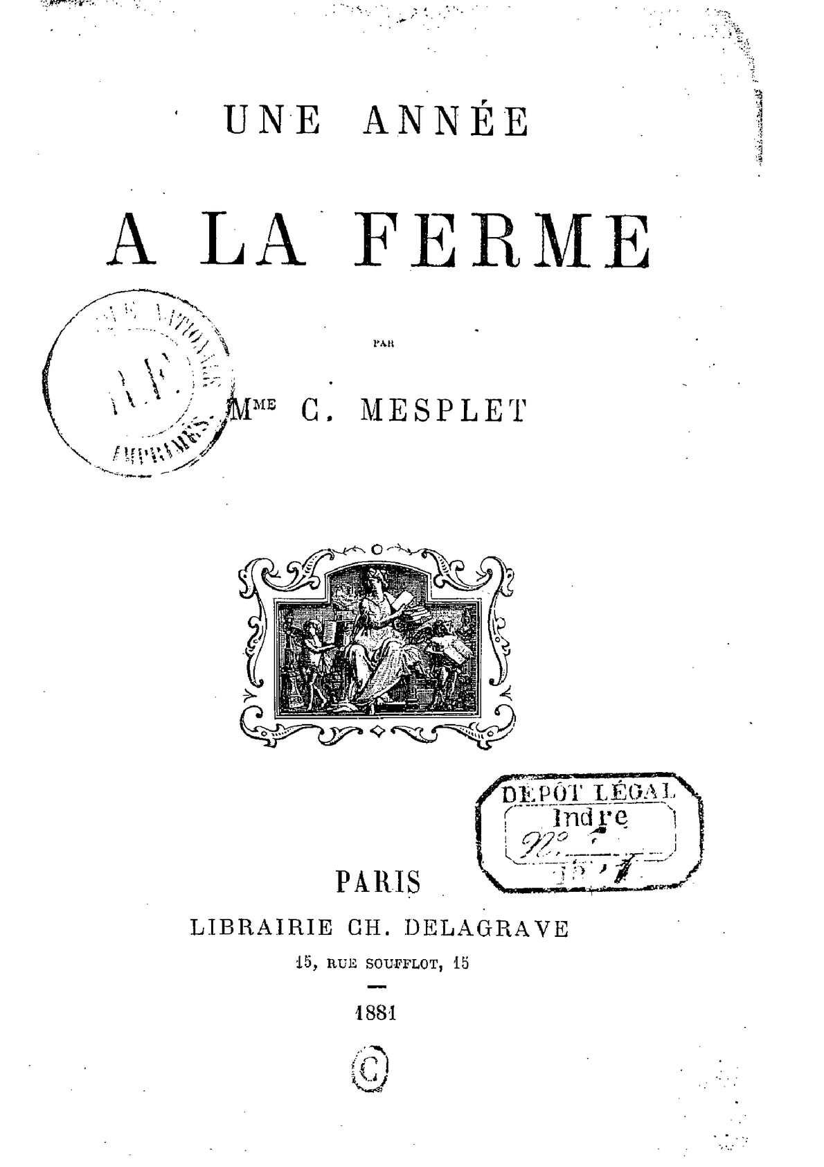 Bougie N/œud Papillon pour bapt/ême Cierge de communion pour fille Diam/ètre 3 6/cm 158