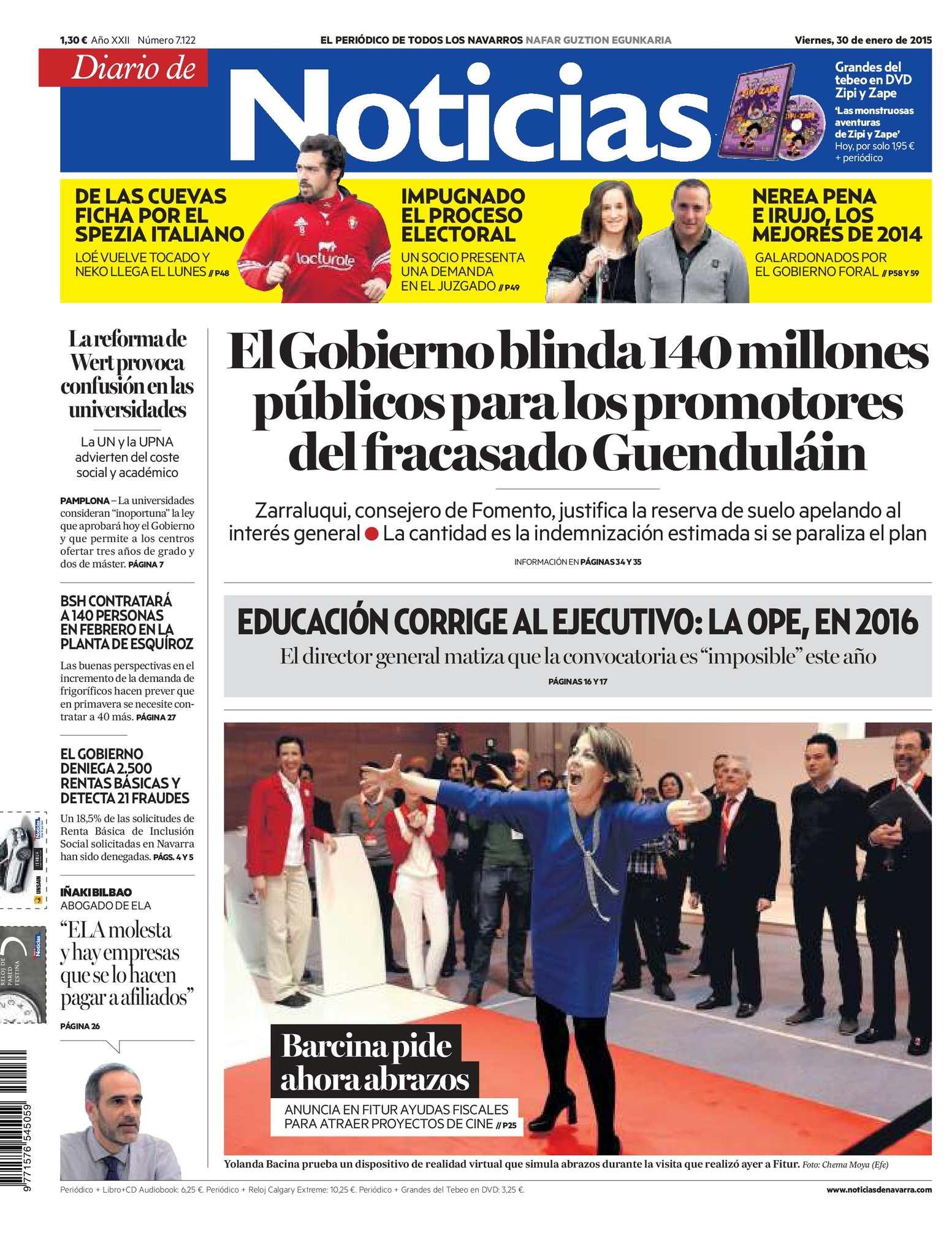 74bc3c3b471 Calaméo - Diario de Noticias 20150130