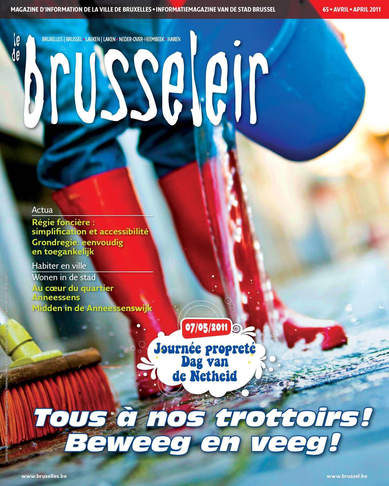 Calaméo Brusseleir 65 2011 04
