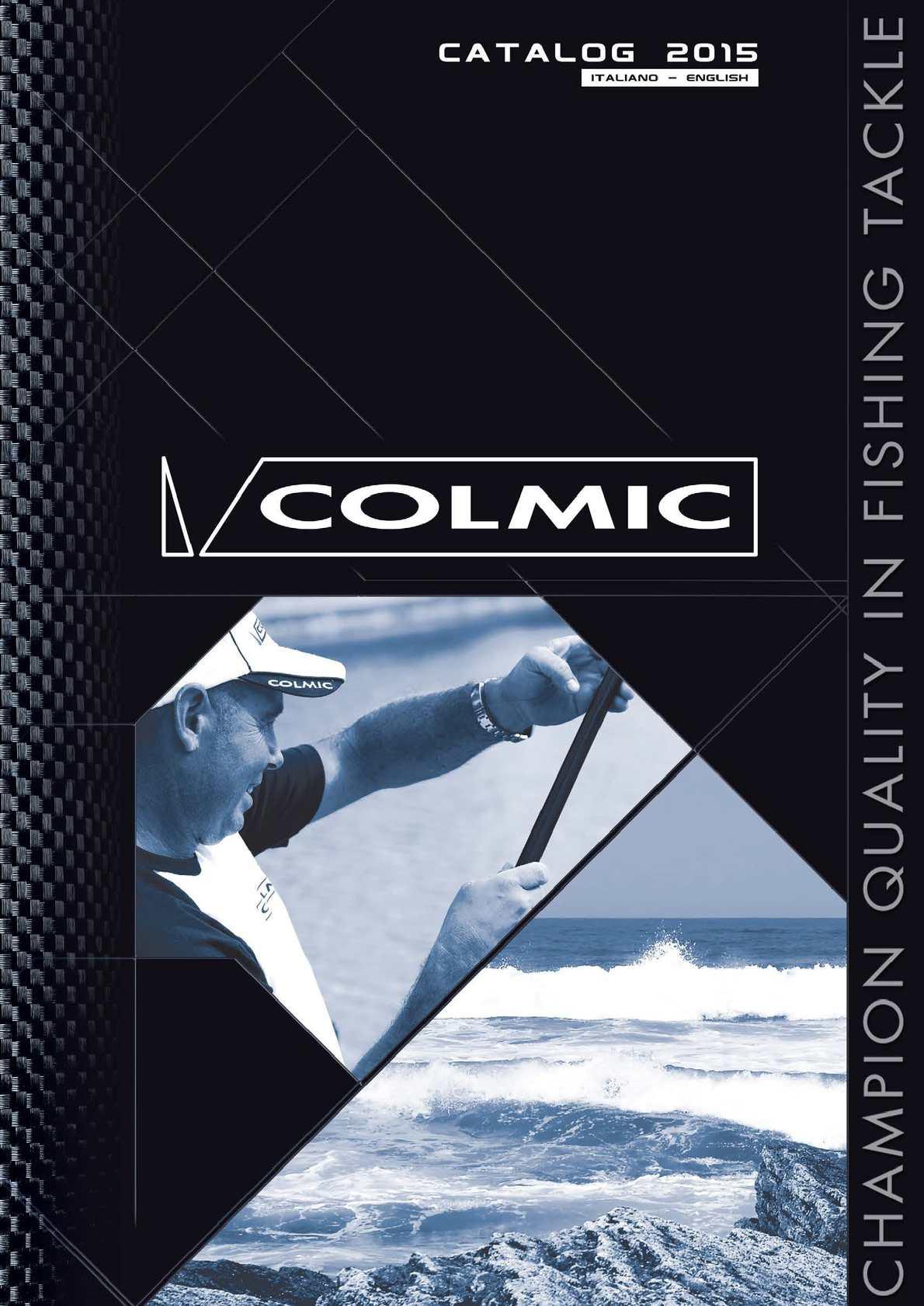 150 Monofilo mulinello Colmic NXgen Fluotec All Round mt