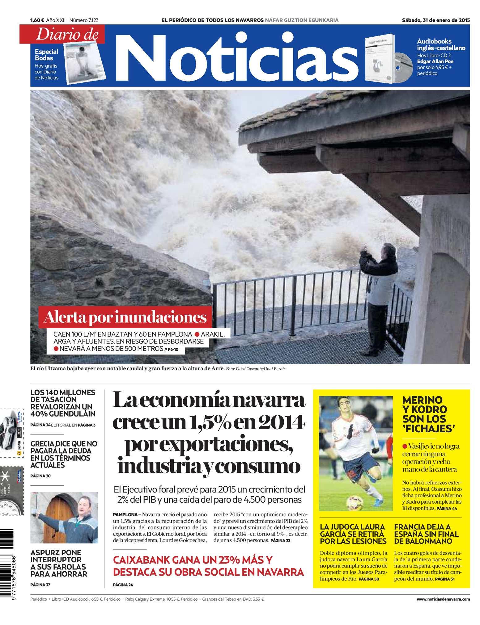 92b5dfc15 Calaméo - Diario de Noticias 20150131