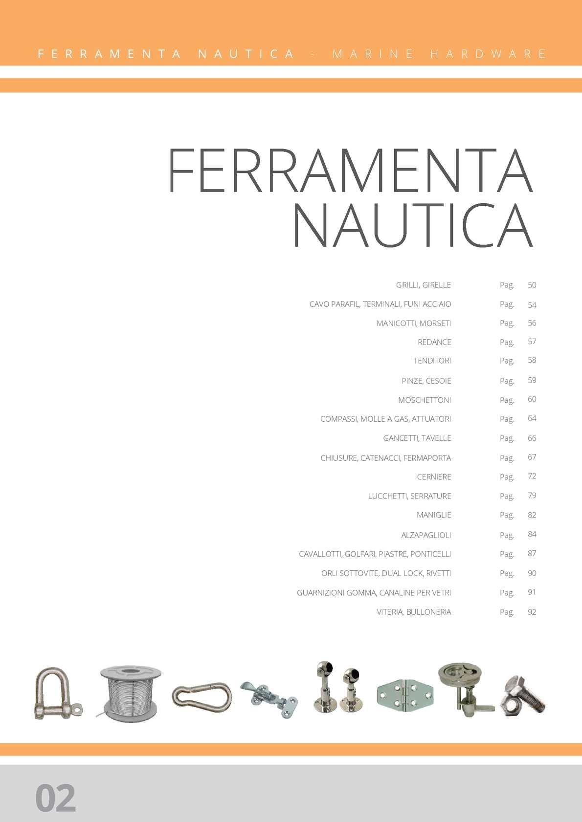CECERNIERA DOPPIA CODA IN ACCIAIO INOX 2 FORI 105 mm GAVONE NAUTICA BARCA