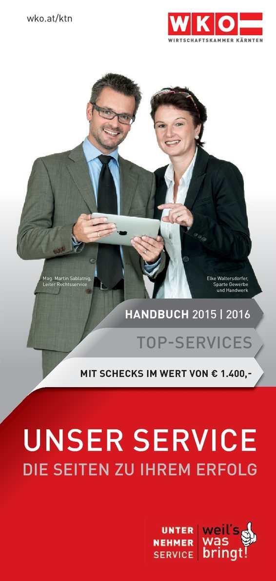 Calaméo Servicehandbuch 20152016