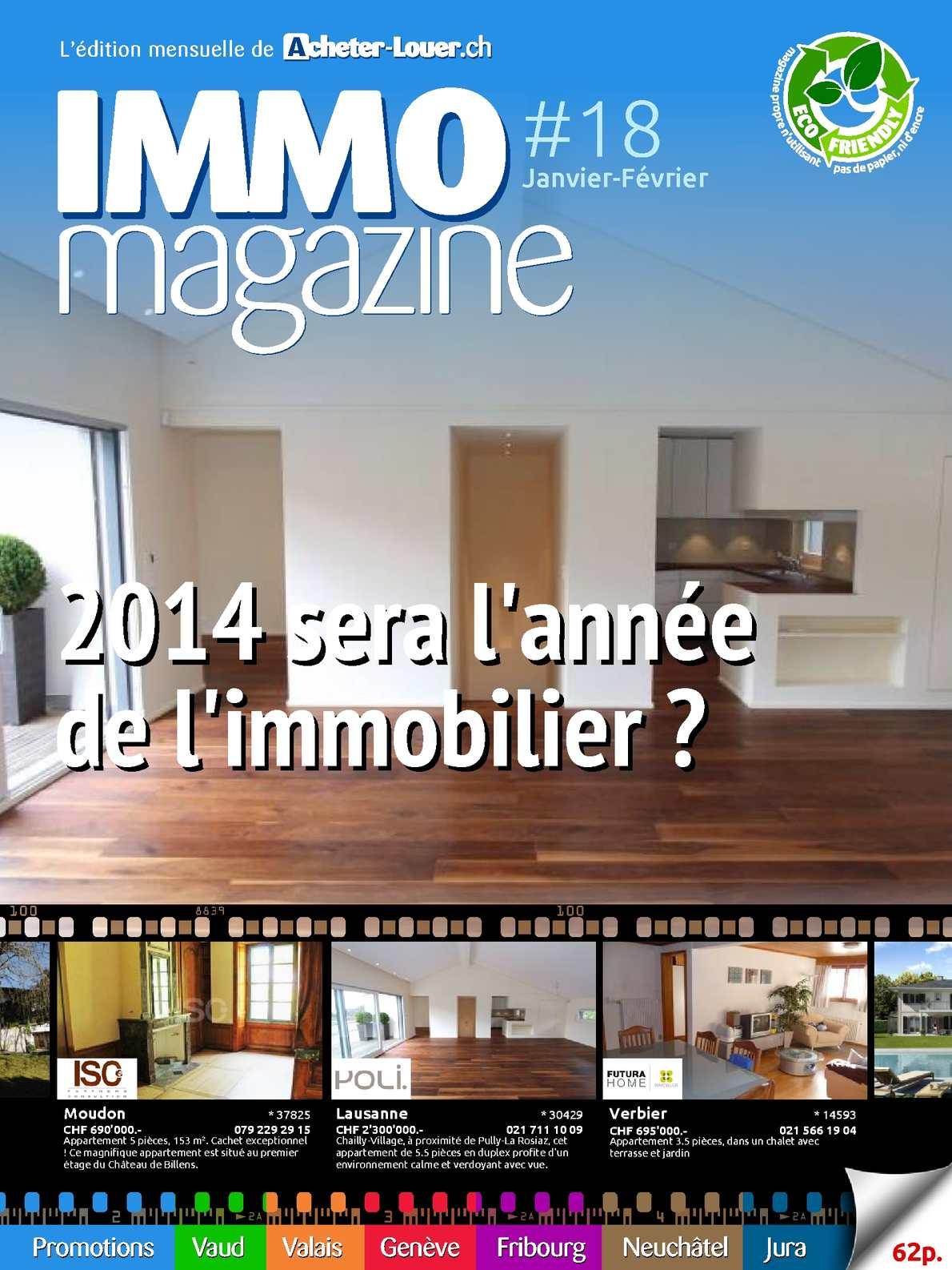 2874e37b32dbad Calaméo - IMMOmagazine No.18 par Acheter-louer.ch
