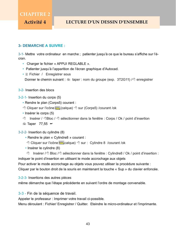 Manuel Dactivites Gm 3ème Sciencse Techniques Calameo