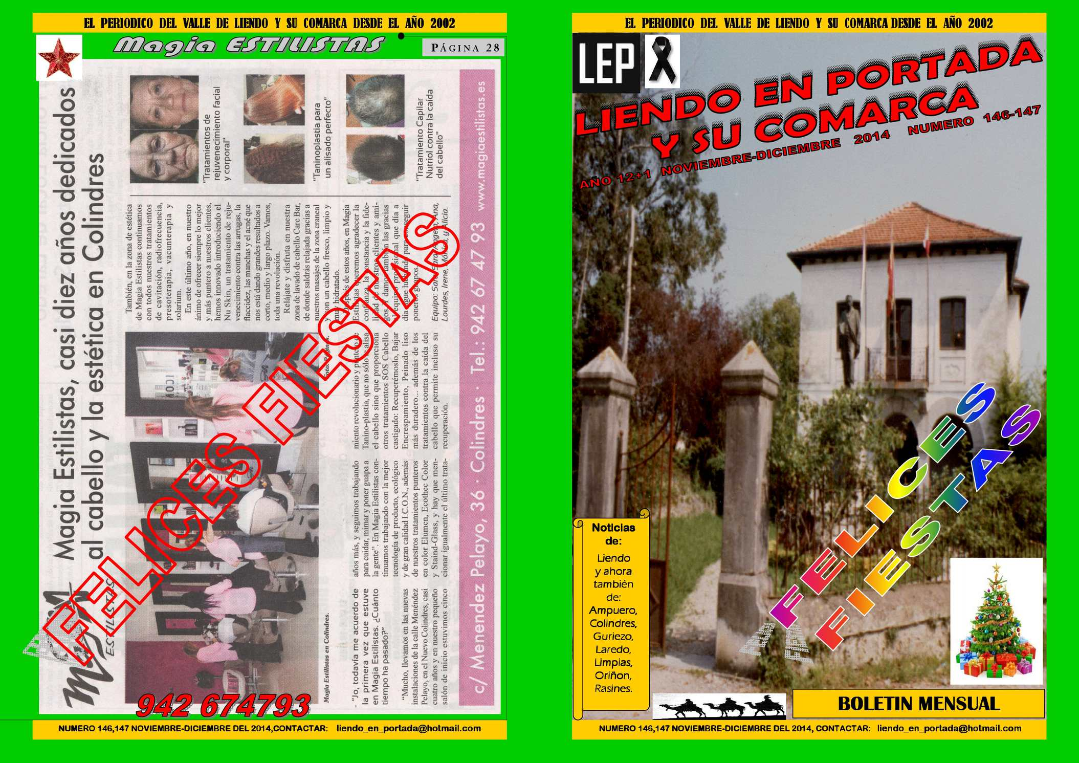 6bac85b681 Calaméo - LIENDO EN PORTADA
