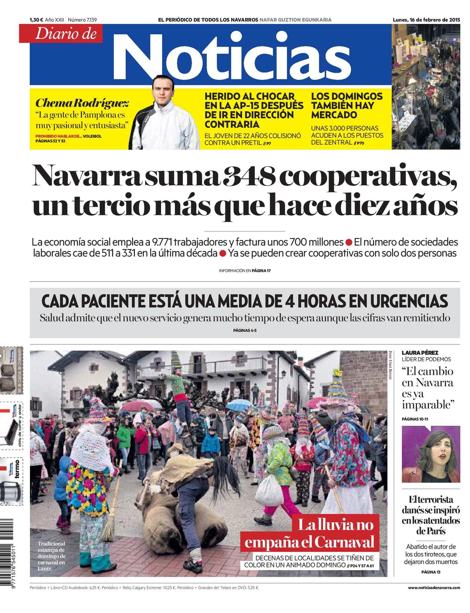 timeless design f2d92 b016c Calaméo - Diario de Noticias 20150216