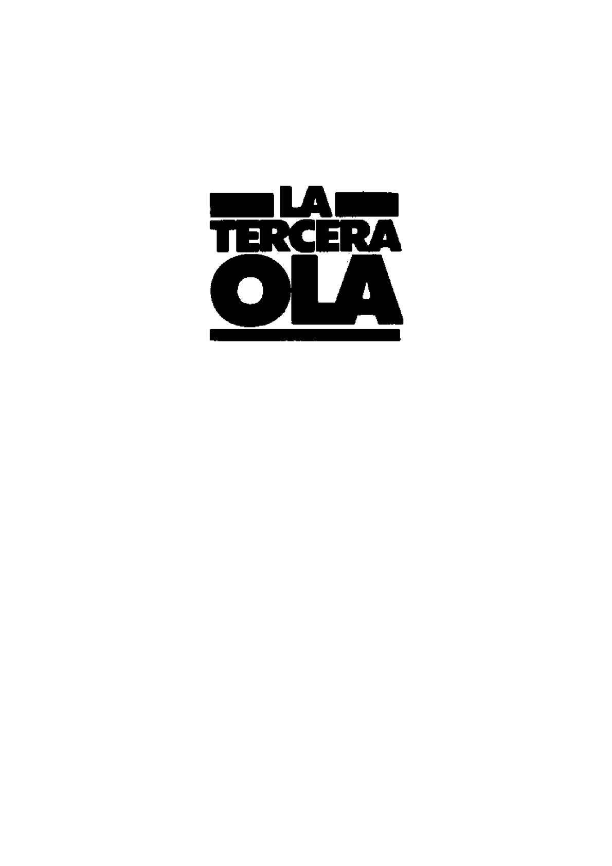 7b4fa44f6609d Calaméo - La Tercera Ola Toffler