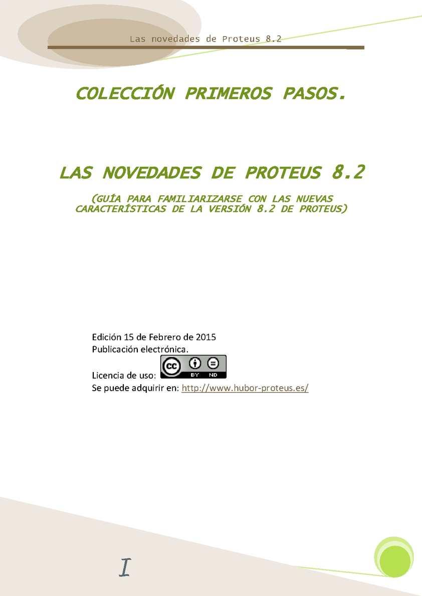 Las novedades de Proteus 8 2 - CALAMEO Downloader