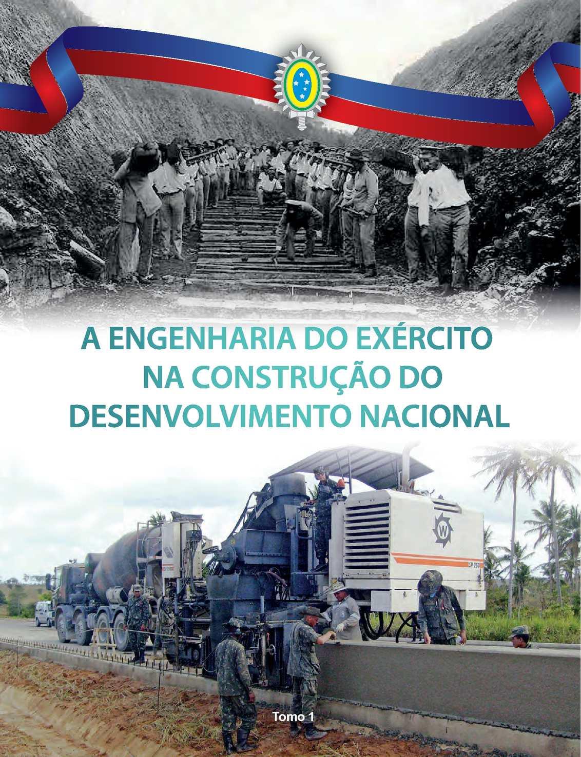 030b9320d0d Calaméo - Tomo 1 - A Engenharia do Exército na Construção do  Desenvolvimento Nacional