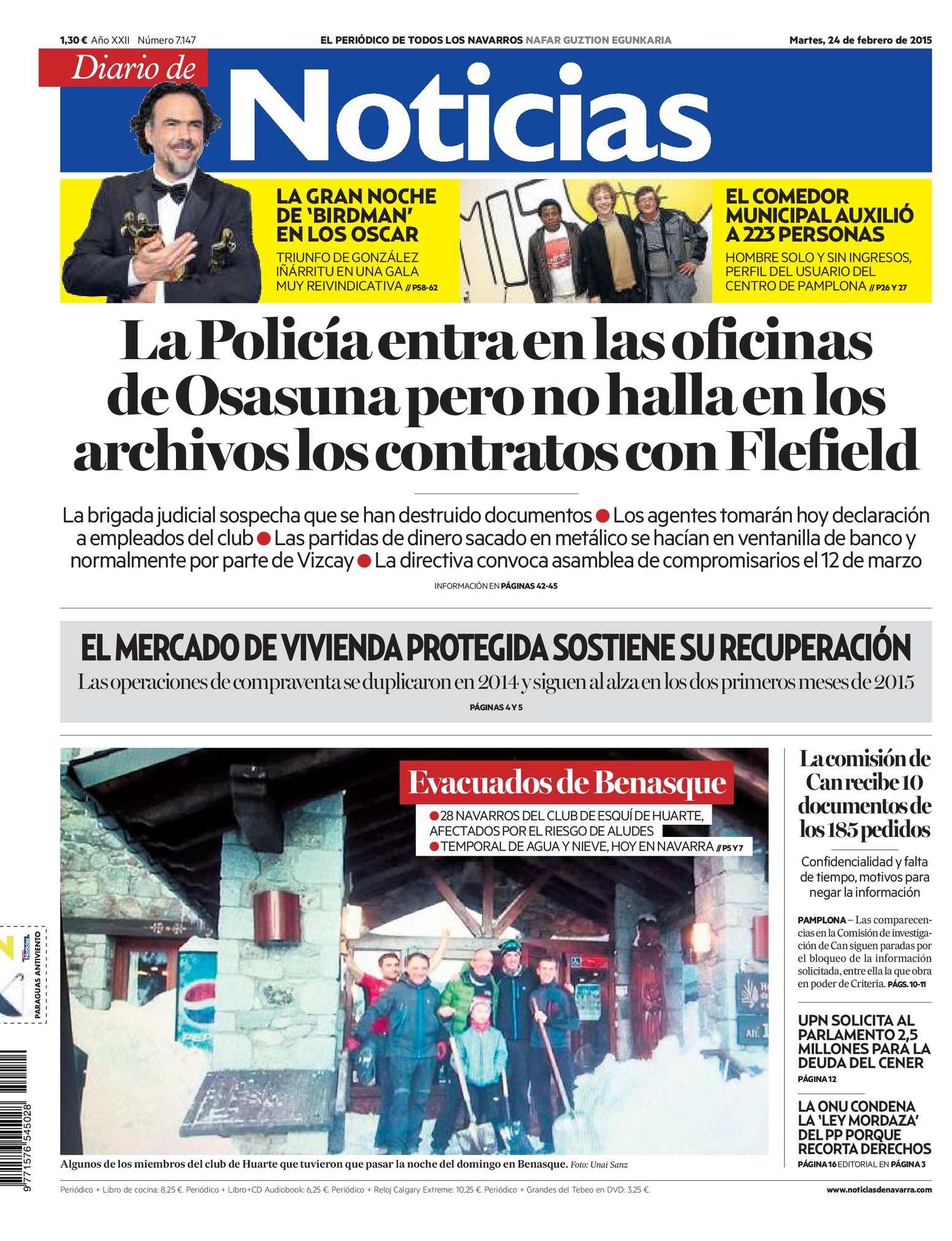 Calaméo Diario de Noticias 20150224