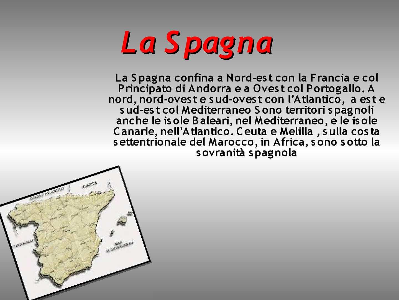 Spagna E Isole Baleari Cartina.Calameo Ppt Spagna Alberta