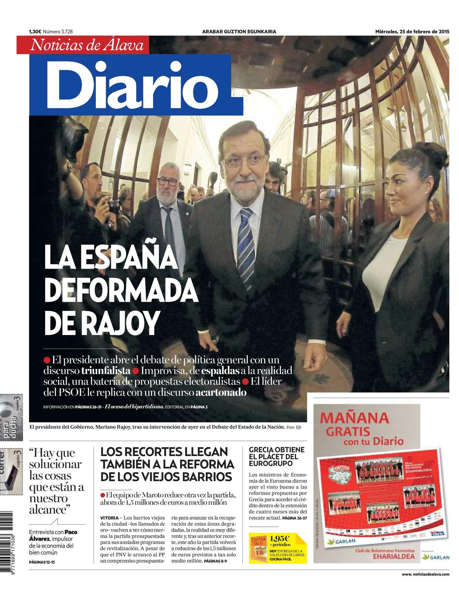 dd65eab512751 Calaméo - Diario de Noticias de Álava 20150225