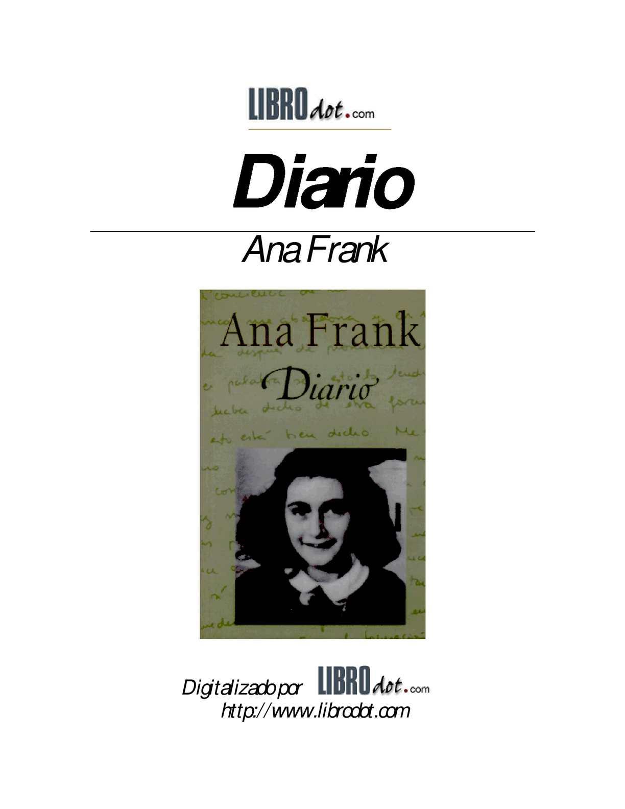 005075f29 Calaméo - Ana Frank Diario