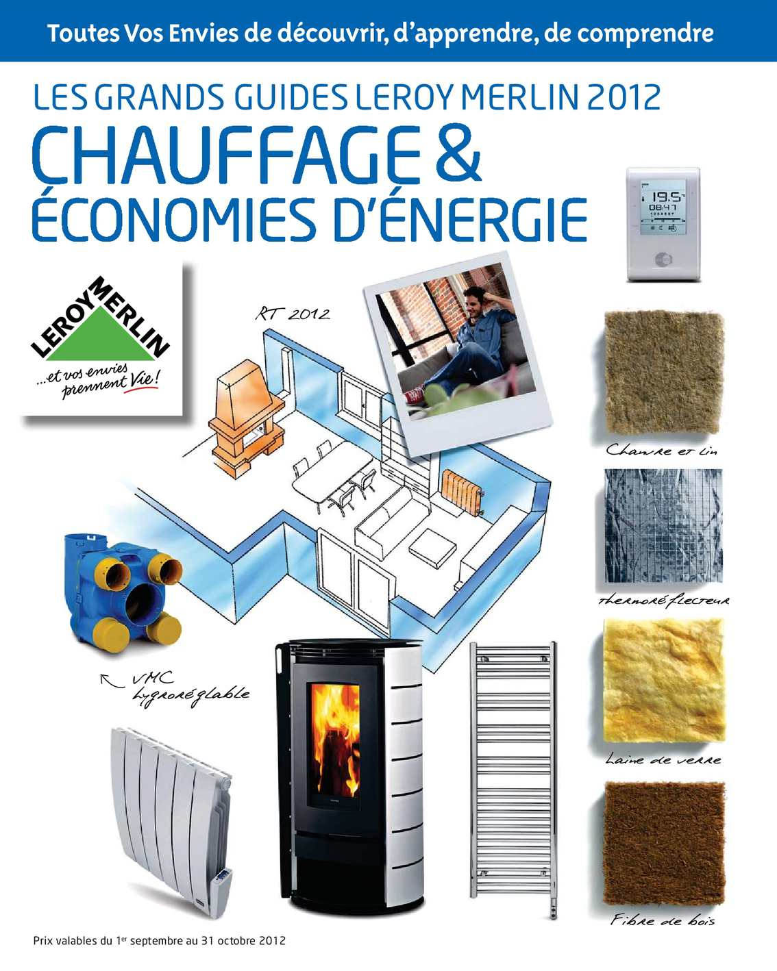 Colle Thermofusible Leroy Merlin calaméo - catalogue chauffage leroy merlin 2012