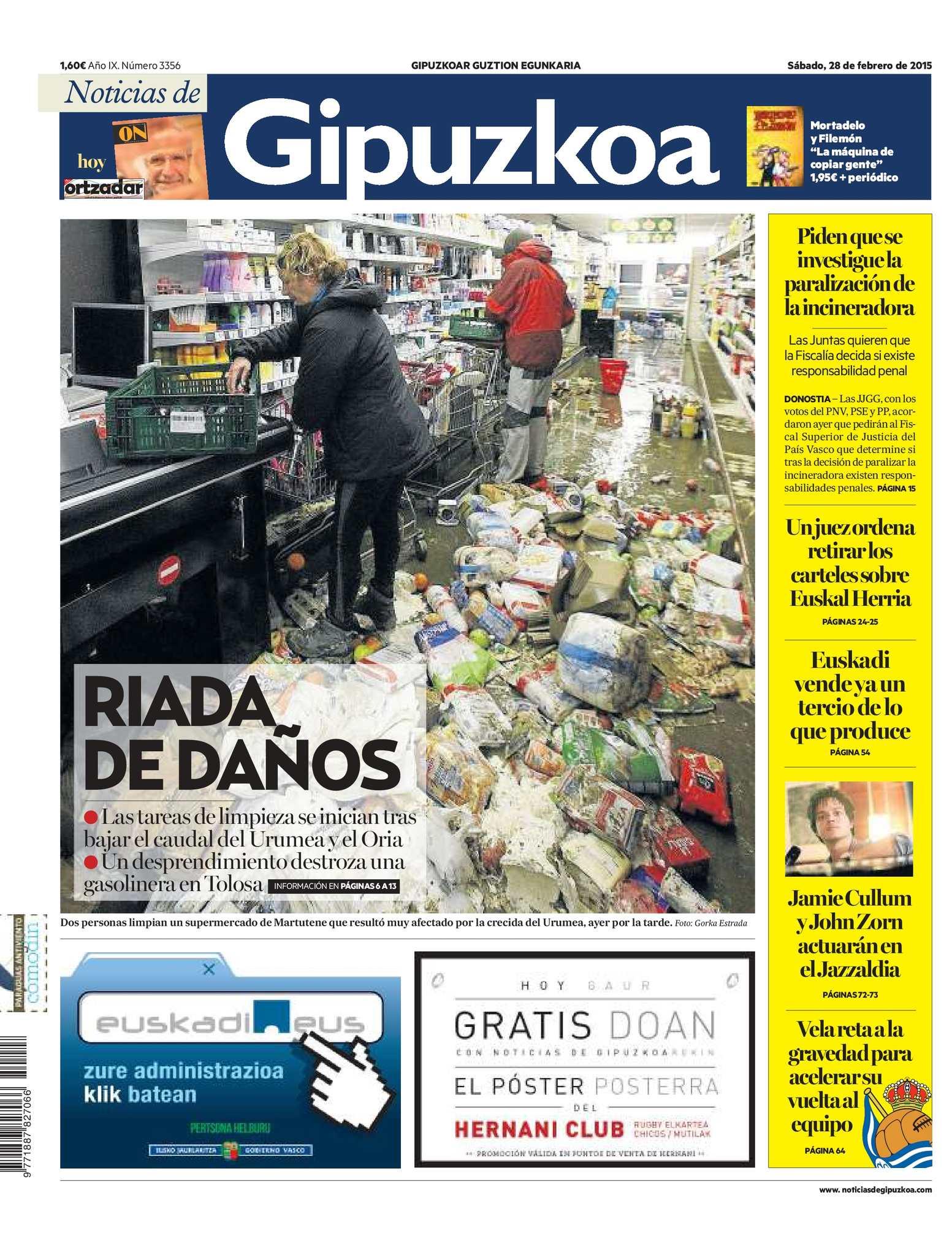 92075611705 Calaméo - Noticias de Gipuzkoa 20150228