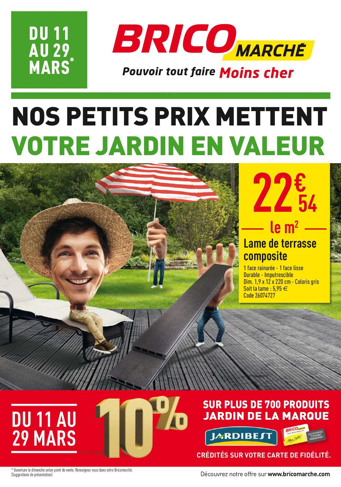 Calaméo Jardin Plantations Pensez Bricomarché