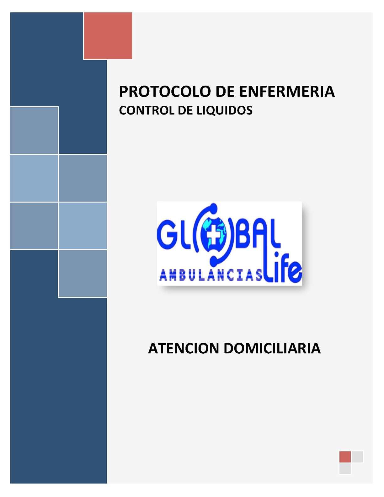 14 Protocolo Control De Liquidos