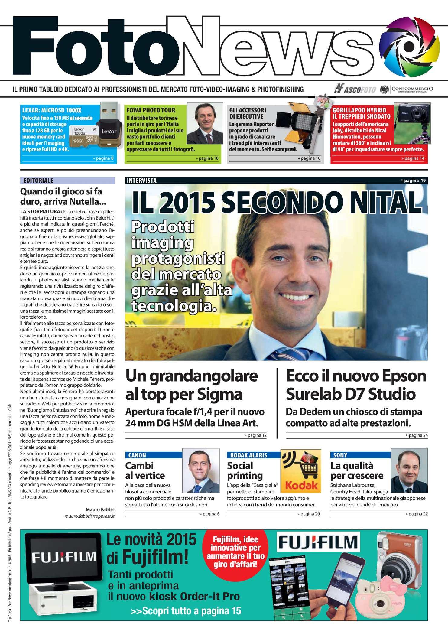 FotoNews 01/2015