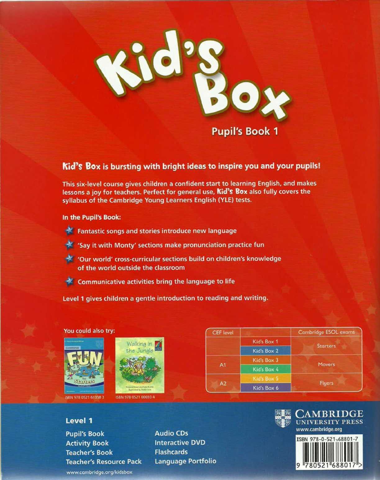 141023253 KIDS BOX 1 PUPILS BOOK Pdf - CALAMEO Downloader