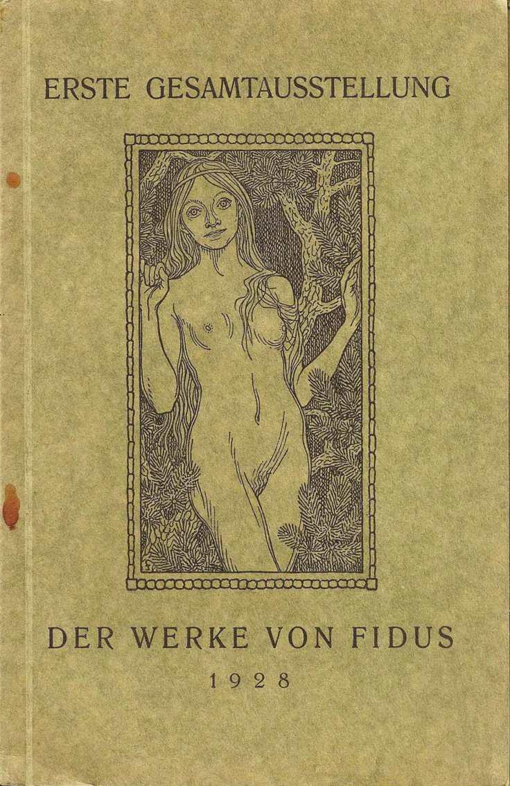 Fidus Gesamtausstellung 1928