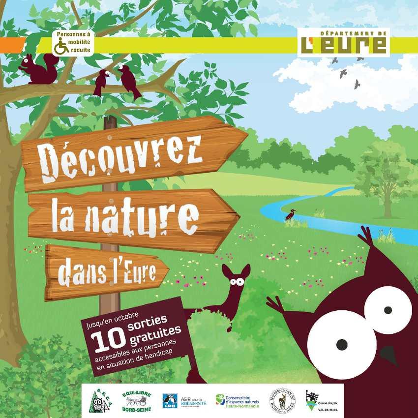 Calameo Programme Des Animations Decouvrez La Nature Dans