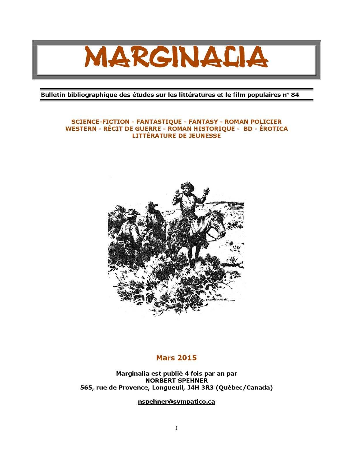 Calaméo - Marginalia 84