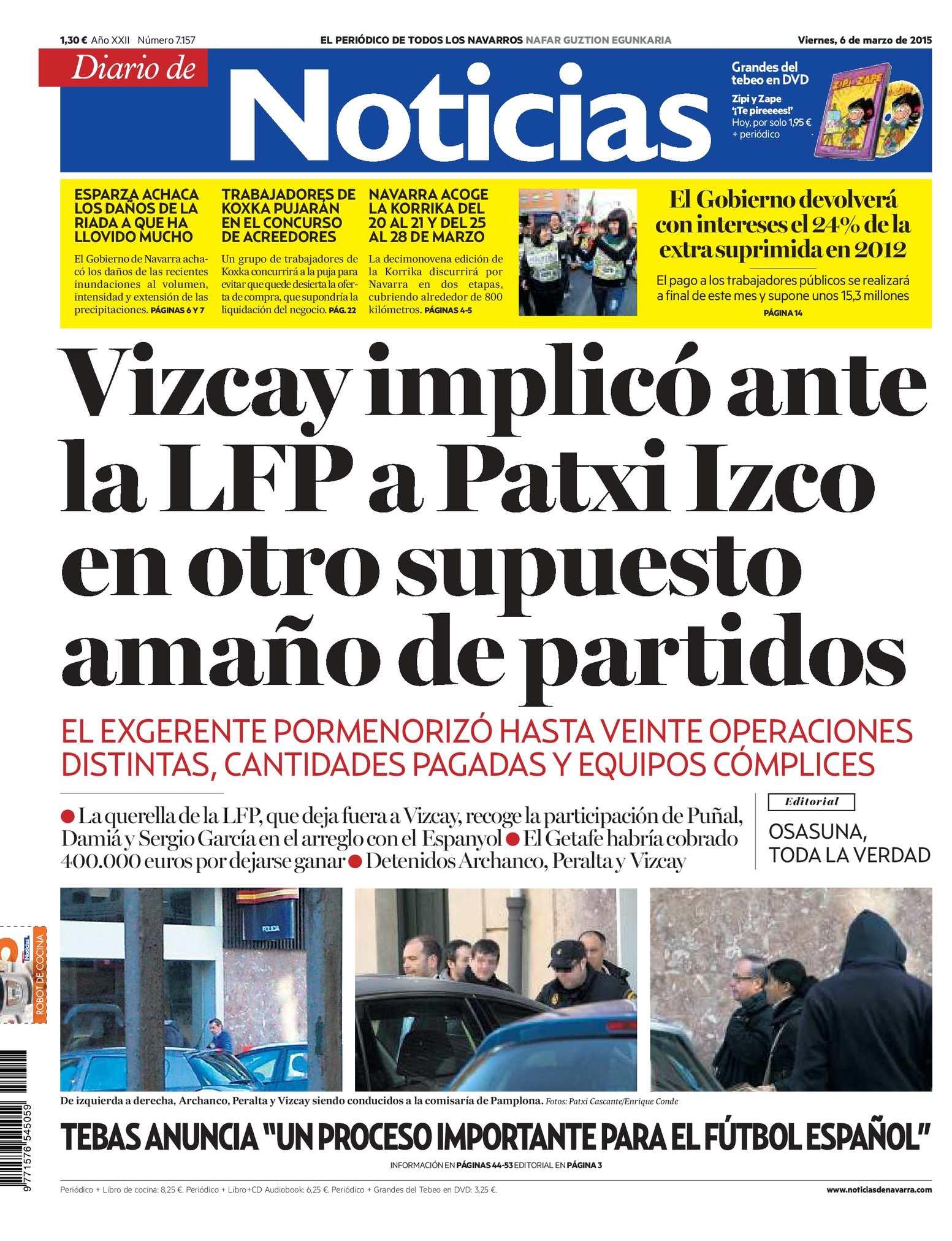 Calaméo Diario De Noticias 20150306