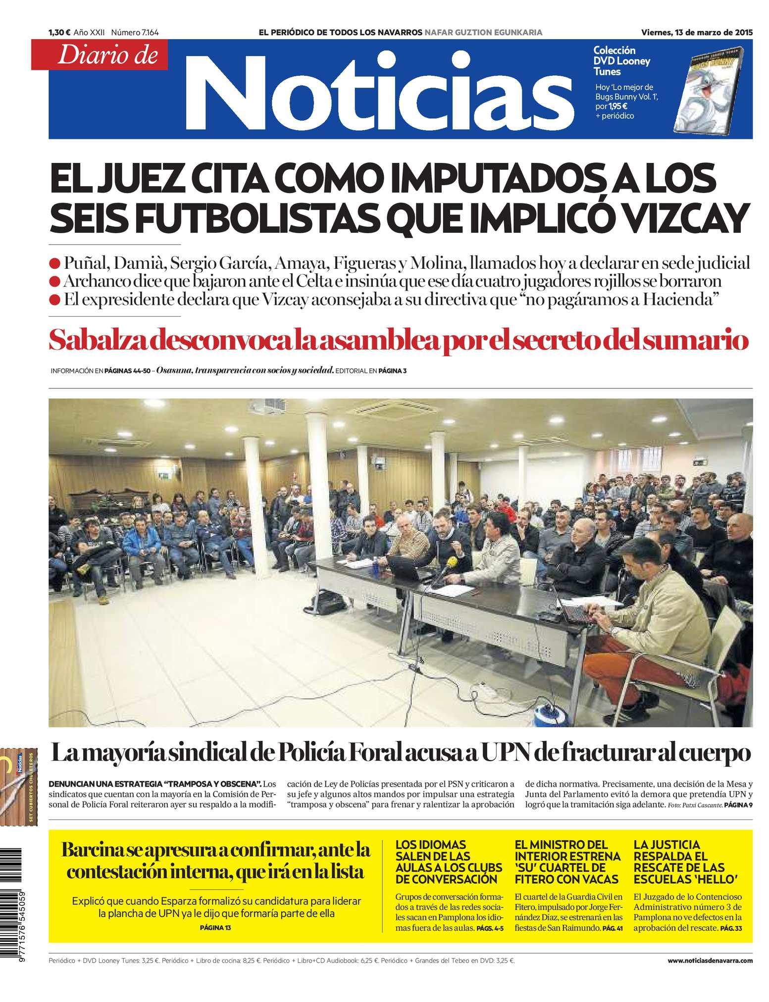 Calaméo - Diario de Noticias 20150313 51d3b2466376