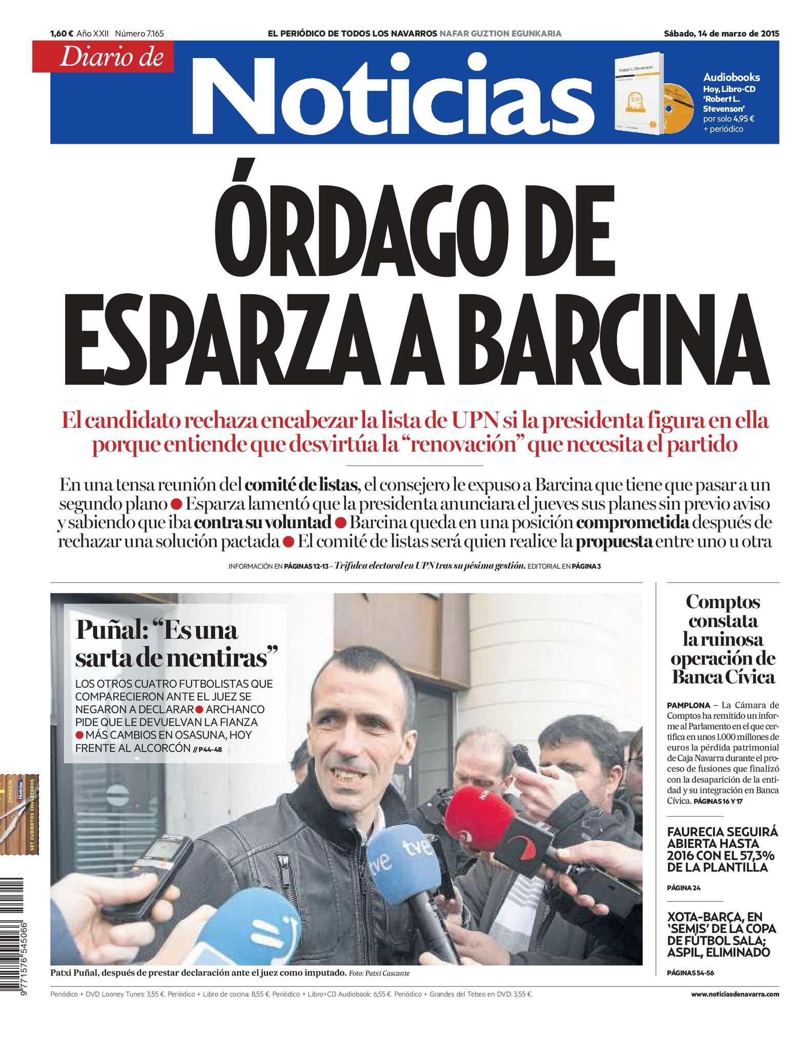 Calaméo Diario De Noticias 20150314