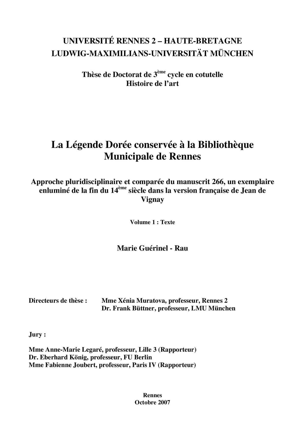 73400958e78a Calaméo - La Légende Dorée Marie Guérinel