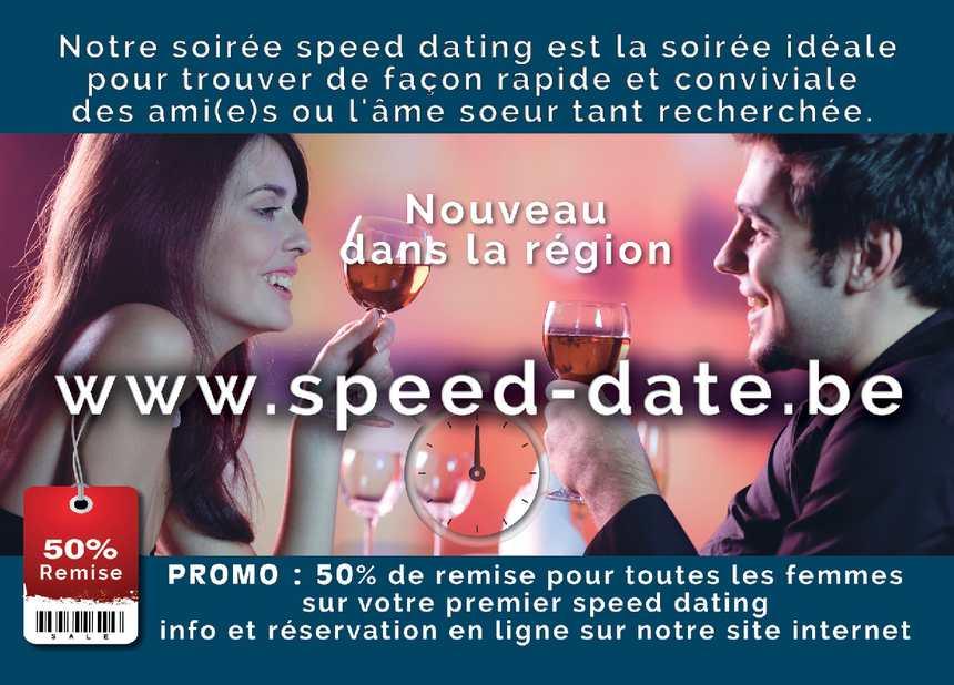 Speed Dating en Ligne za darmo