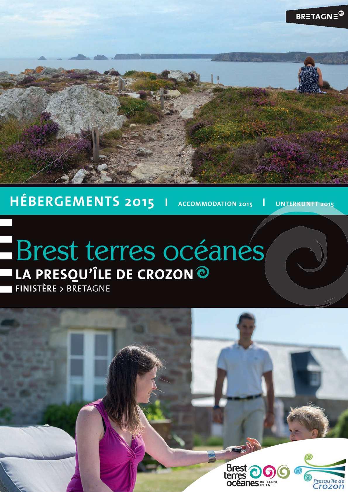 Calaméo Guide Hebergements 2015